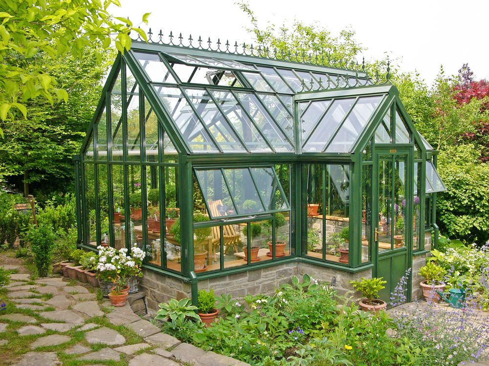 Reinigungstipps: So wird das Gewächshaus richtig sauber | Garden ...
