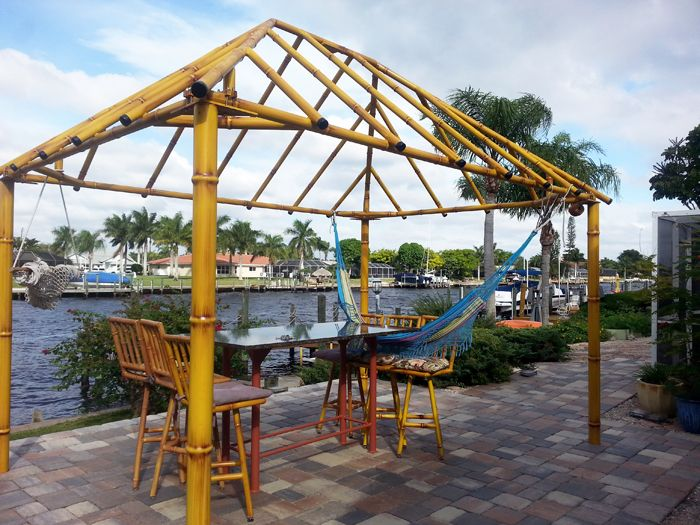 Manufacturer Of Tiki Hut Bar Kits Synthetic Thatch