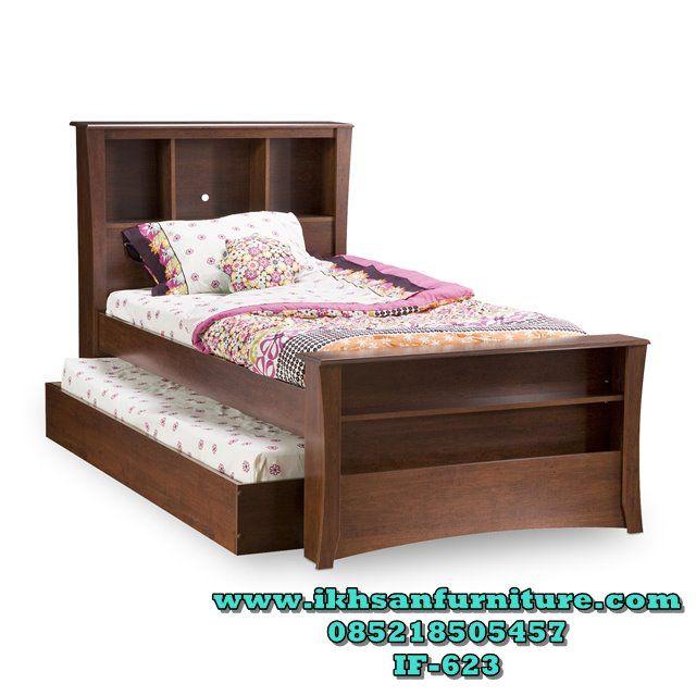 Tempat Tidur Dorong