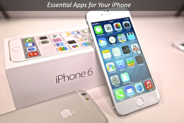 Essential Apps For Iphone 2017 Must Have Iphone Apps Buy Iphone 6 Apple Iphone 6 Cool Iphone 6 Cases