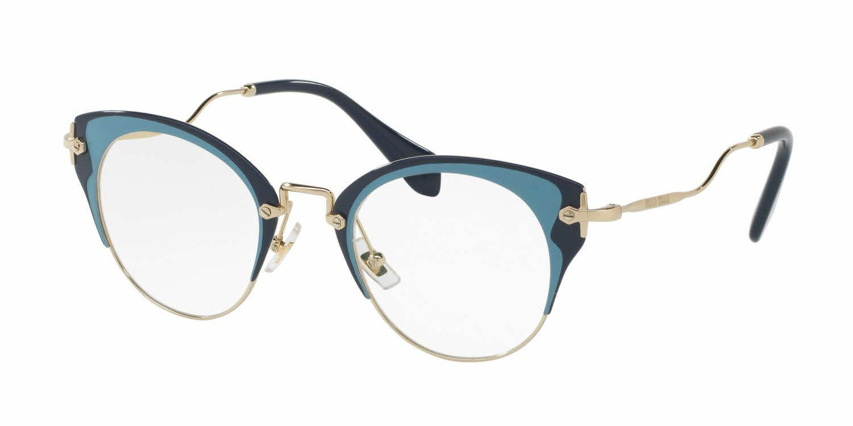 aeadd6be7d2 Miu Miu MU 52PV Eyeglasses
