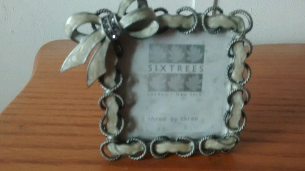 Sixtrees London New York Three X Three Picture Frame A Little Of