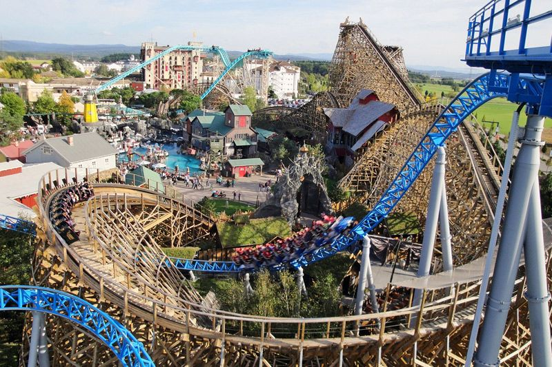 24 Theme Parks R Ollercoasters Everywhere Ideas Theme Park Park Amusement