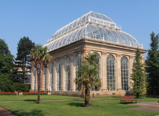 Wedding venue idea... Victorian greenhouse type building