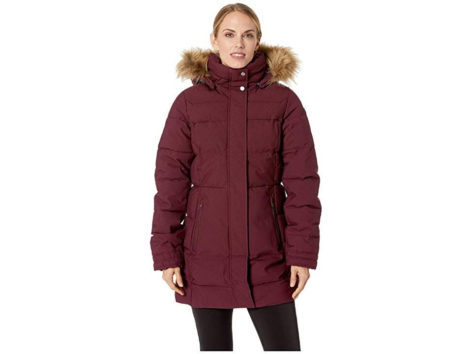 ba84a3f8d58 Helly Hansen Blume Puffy Parka (Wild Rose) Girl s Coat. The Helly Hansen  Blume