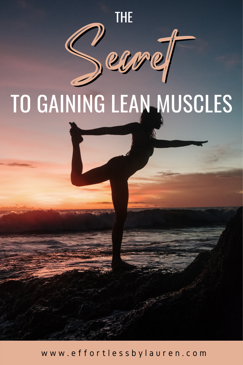 The Secret To Gaining Lean Muscles In 2021 Lean Muscle Muscle Dream Body