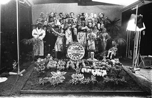 The Cover Art of Sgt. Pepper's Lonely Hearts Club Band