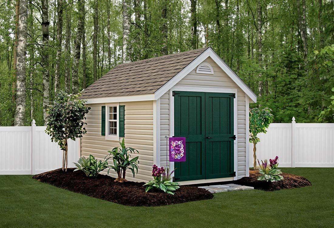 Pin By Job Potsherd On Outdoor Shed Vinyl Sheds Shed World