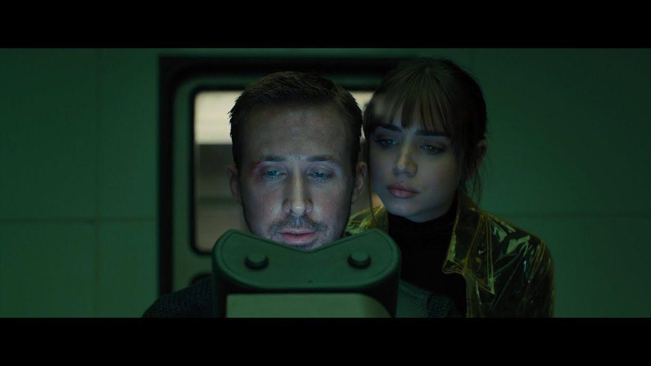 Dna Searching Scene Blade Runner 2049 Blade Runner Blade Runner 2049 Blade Runner 2049 Scene