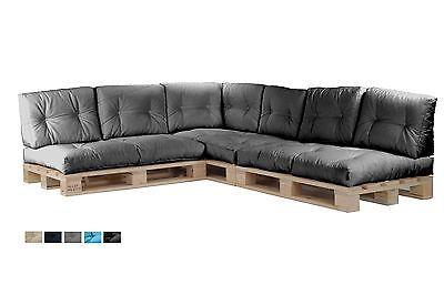 palettenkissen palettenpolster paletten kissen sofa polster in outdoor ecke in m bel wohnen. Black Bedroom Furniture Sets. Home Design Ideas