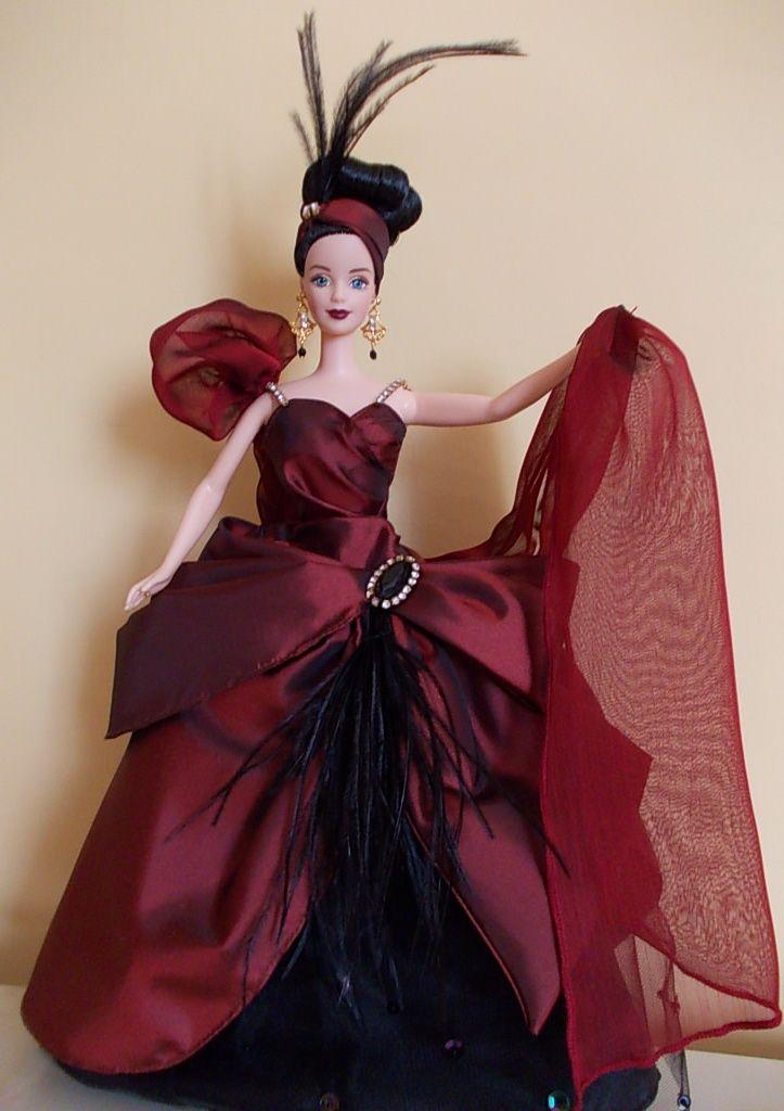 Puppen & Zubehör Moonlight Waltz Barbie Ballroom Beauties Collection