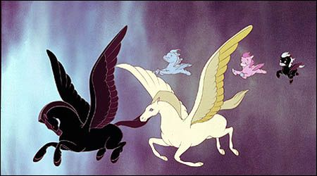 Image result for disney fantasia images horses