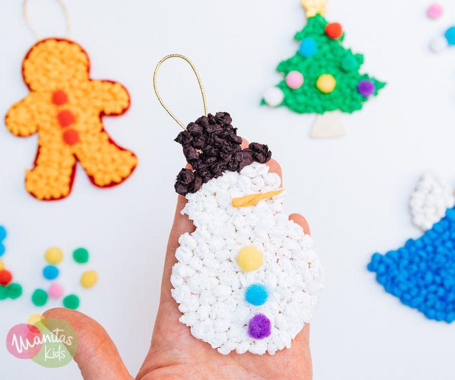 Adornos navideños de madera y papel NAVIDAD Pinterest Adornos - objetos navideos