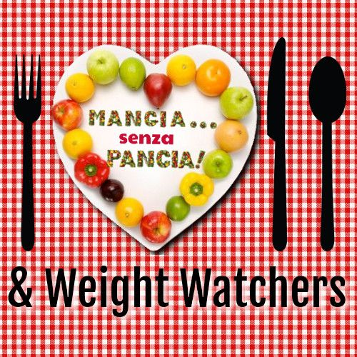 Dieta weight watchers italia