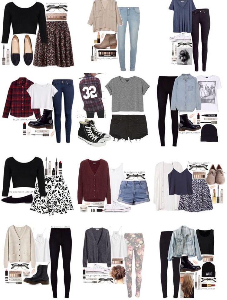 Summer Dressing Ideas 2020 Outfit | 2019 2020 freshman year school clothes ideas in 2019