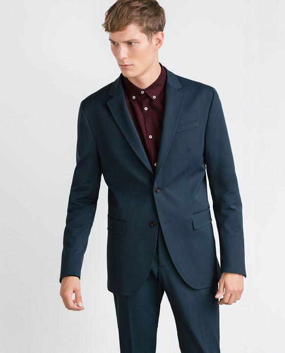 costume bleu p trole costume bleu costume et costume homme