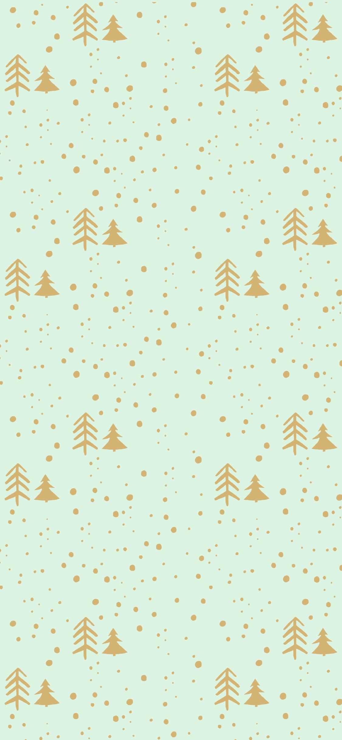 Winter Themed iPhone Wallpapers 2019 #falliphonewallpaper