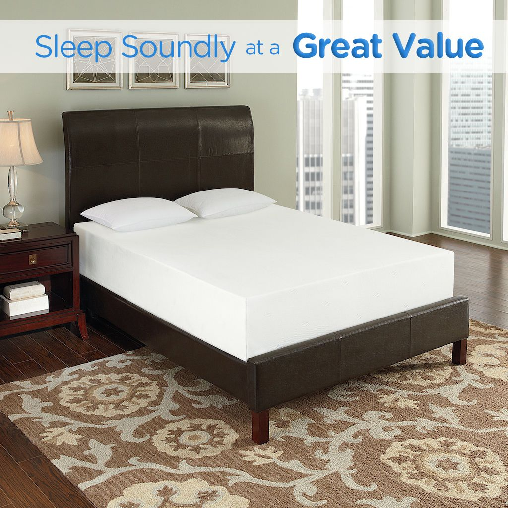 Memory foam is known for relieving pressure points and making for a better sleep experience but can often be unattainably expensive. Check out Sleep Innovations for affordable memory foam sleep solutions!