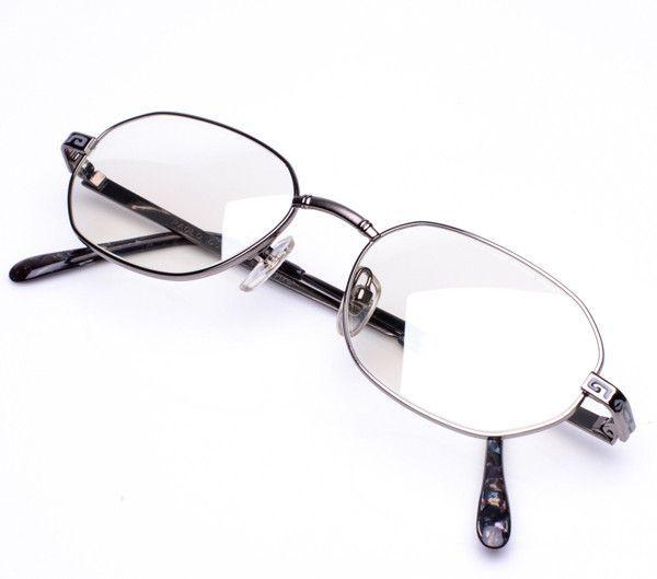 f7896f1919b08 Paolo Gucci 8218 21k Platinum Edition Flash Silver Lenses