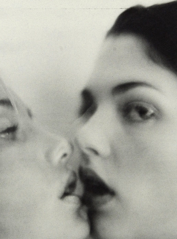 maria carla bosccono photographed by Tiziano Magni for Visionaire #12 Fall 1994