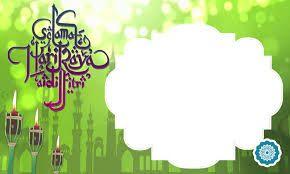 Selamat Hari Raya Vector Carian Google Foto Frame Ramadan Background Ramadan Greetings
