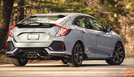 2019 Honda Civic Sport Release Date Si Turbo Sedan Coupe Hatchback
