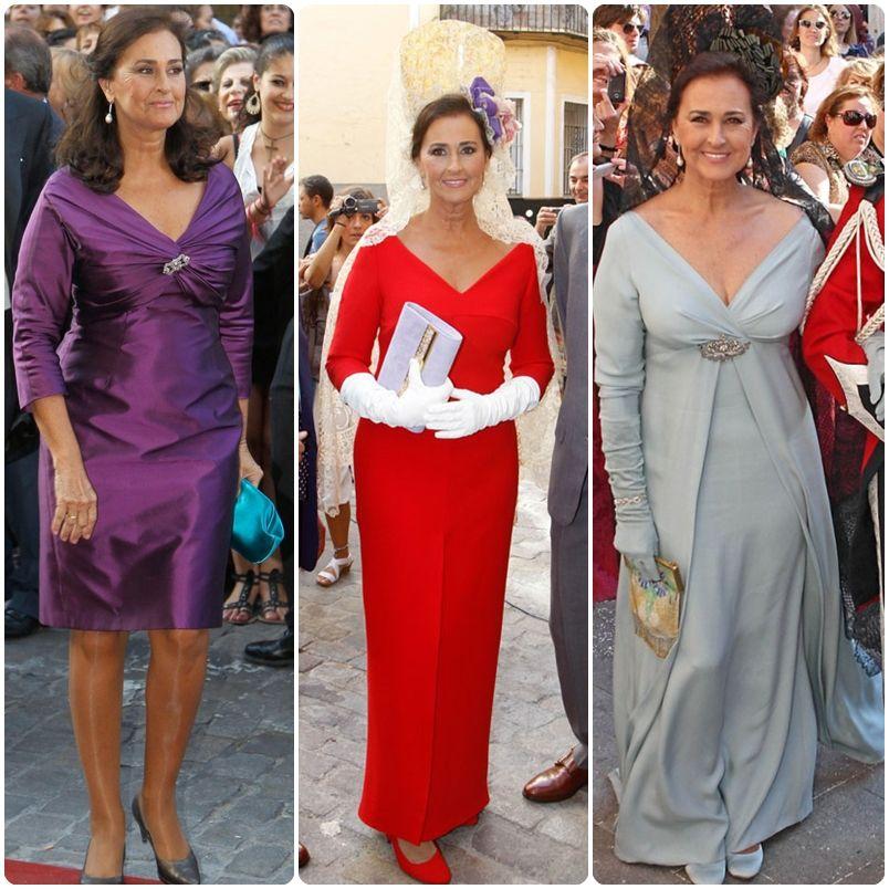 c840473c Madres y madrinas elegantes #boda #madrinas #invitadas Trajes De Madrina,  Zapatos De