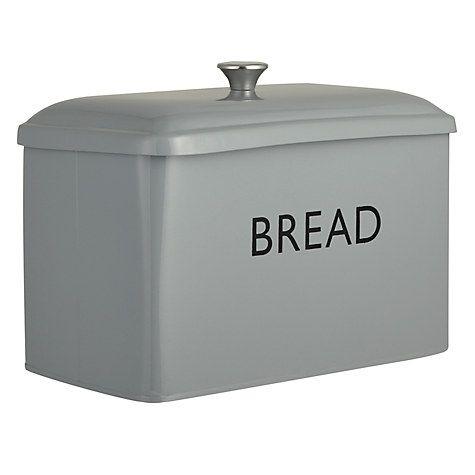 buy john lewis croft collection bread bin online at. Black Bedroom Furniture Sets. Home Design Ideas
