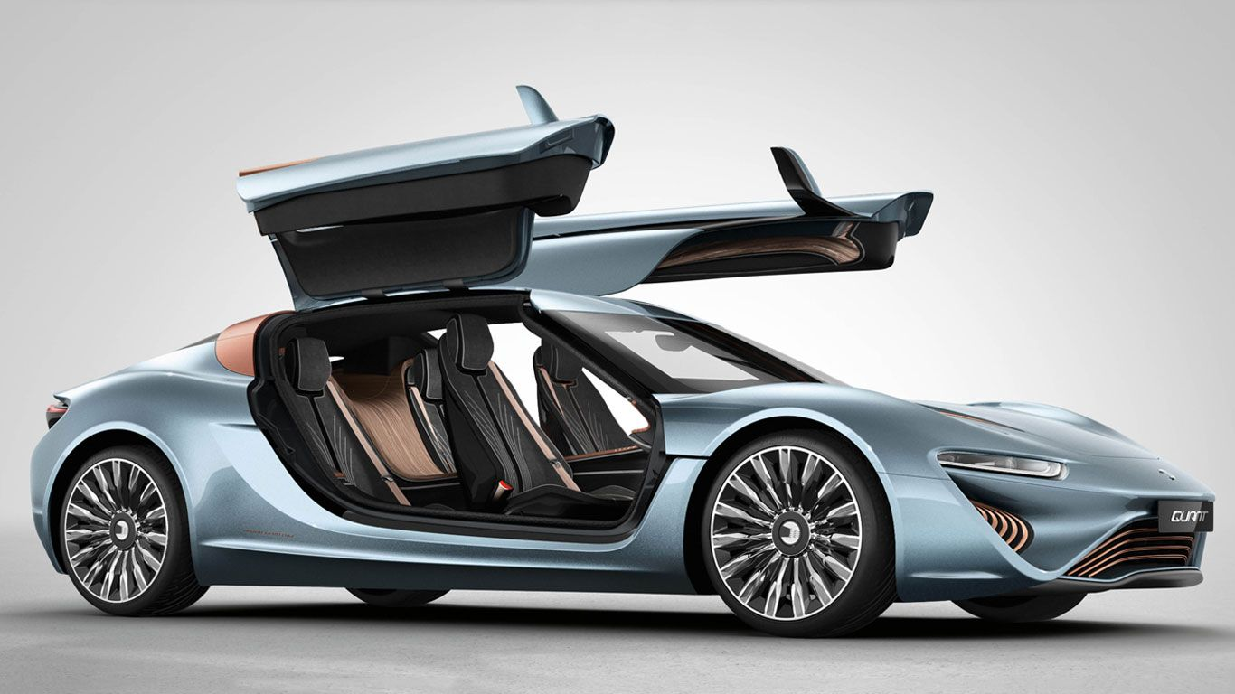 Seawater Powered Electric Car Begins Testing In Germany My Style