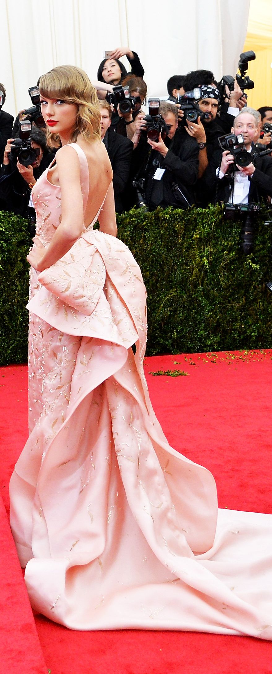20 Times the Back of the Star\'s Dress Was Better Than the Front ...