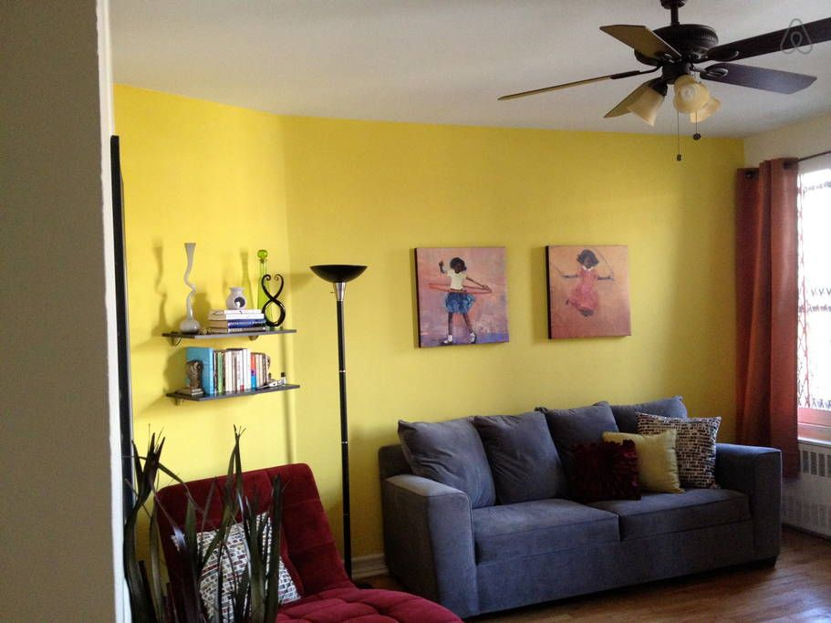 Check out this awesome listing on Airbnb: Perfect NYC Apt ...