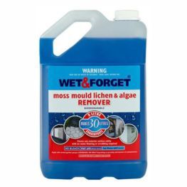 Wet And Forget Mould And Algae Remover Rock Unique Ltd Cleaning Vinyl Siding Mildew Remover Cleaning Mold