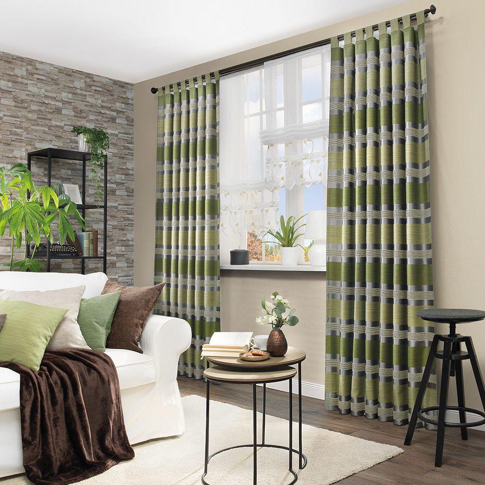 Gardine Und Passender Dekostoff Fur Ihr Wohnzimmer Vorhange Gardinen Gardinen Haus