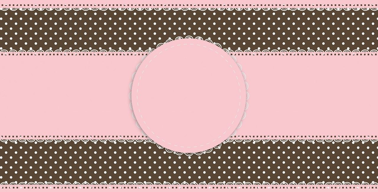 Free Image on Pixabay Border, Lace, Lacy, Polka Dots