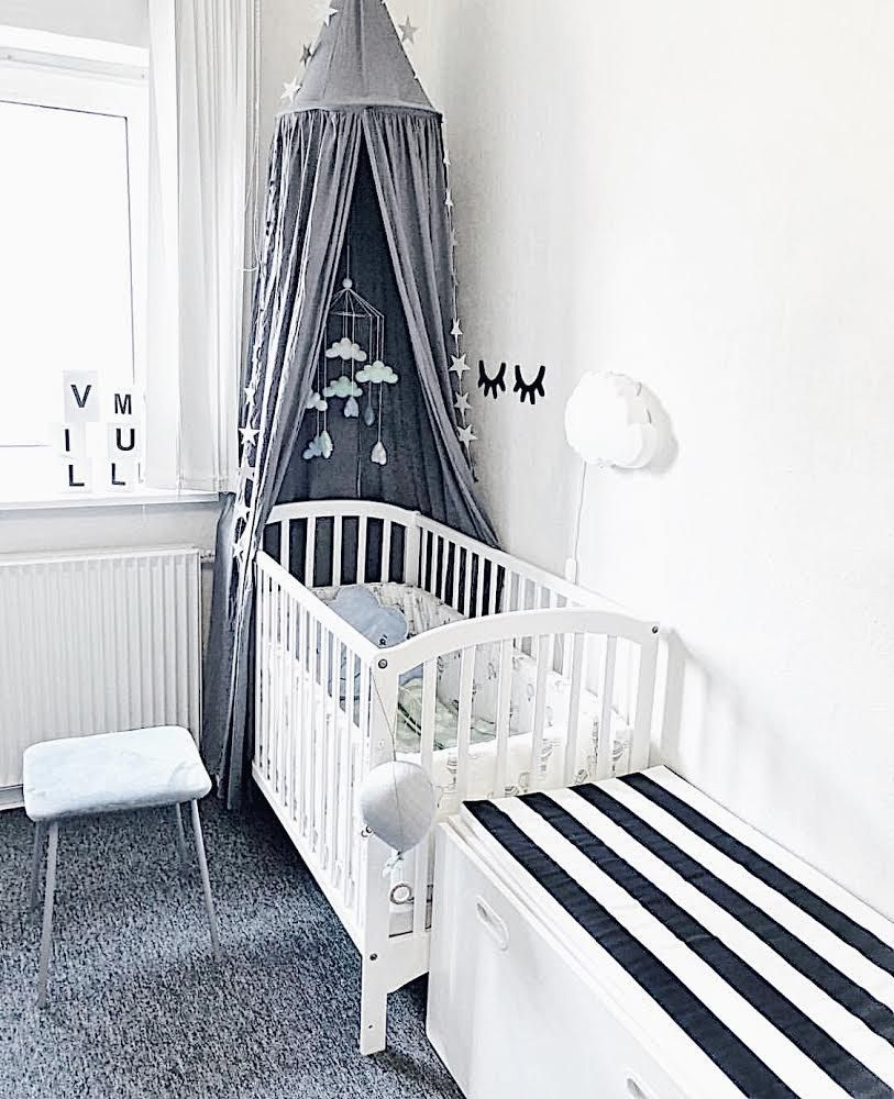 - COT BED CANOPY Princess Canopy Bed, Crib Canopy, Cot Bedding