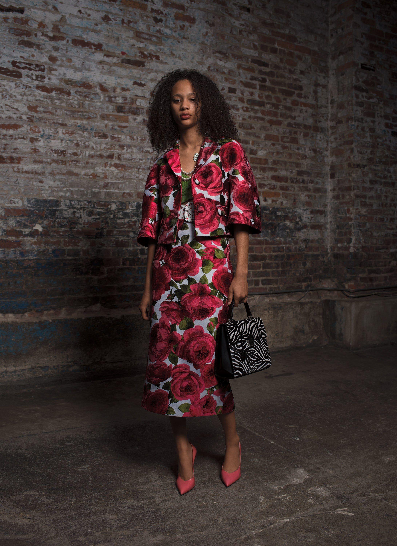 fcfa8edd9a03d Michael Kors Collection Pre-Fall 2018 Fashion Show | Fashion <3 ...