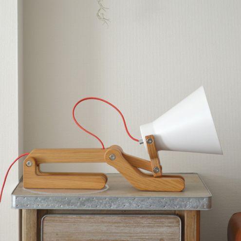 ワァフ Waaf 21356 テーブルランプ リグナ 照明