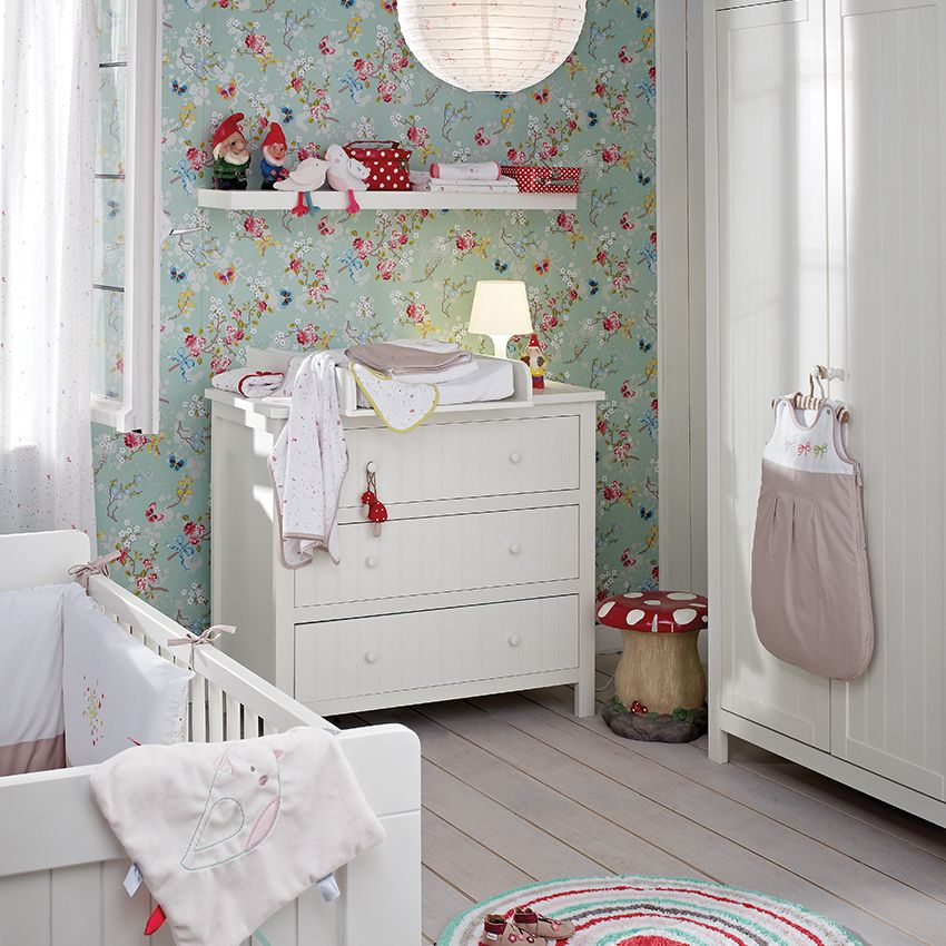 Inspiration Deco Chambre Bebe Fille Collection Mon Moineau
