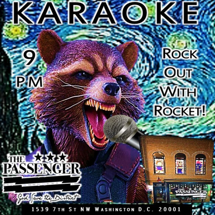Karaoke, the Other Happy Hour!
