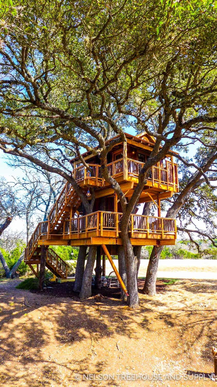 tree house decorating ideas. Hill-country-hideout Tree House Decorating Ideas U