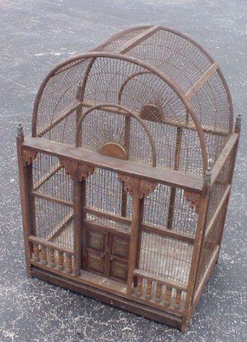 victorian bird cage - Google Search More