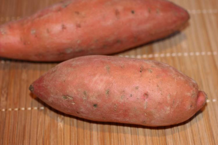 Sweet potatos are good for you