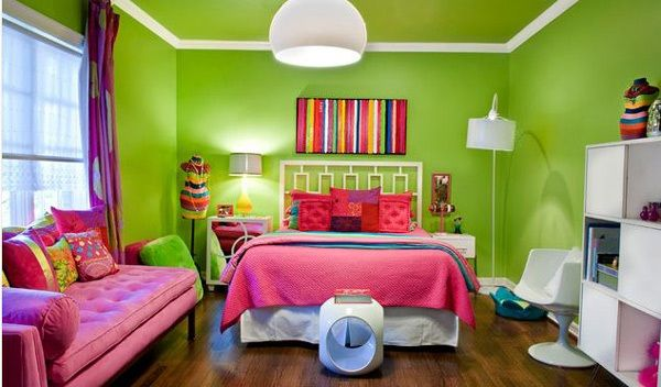 Retro Bedroom Design Beauteous 10 Funky Retro Bedroom Design Ideas  Georgian Bedroom  Ideas 2018