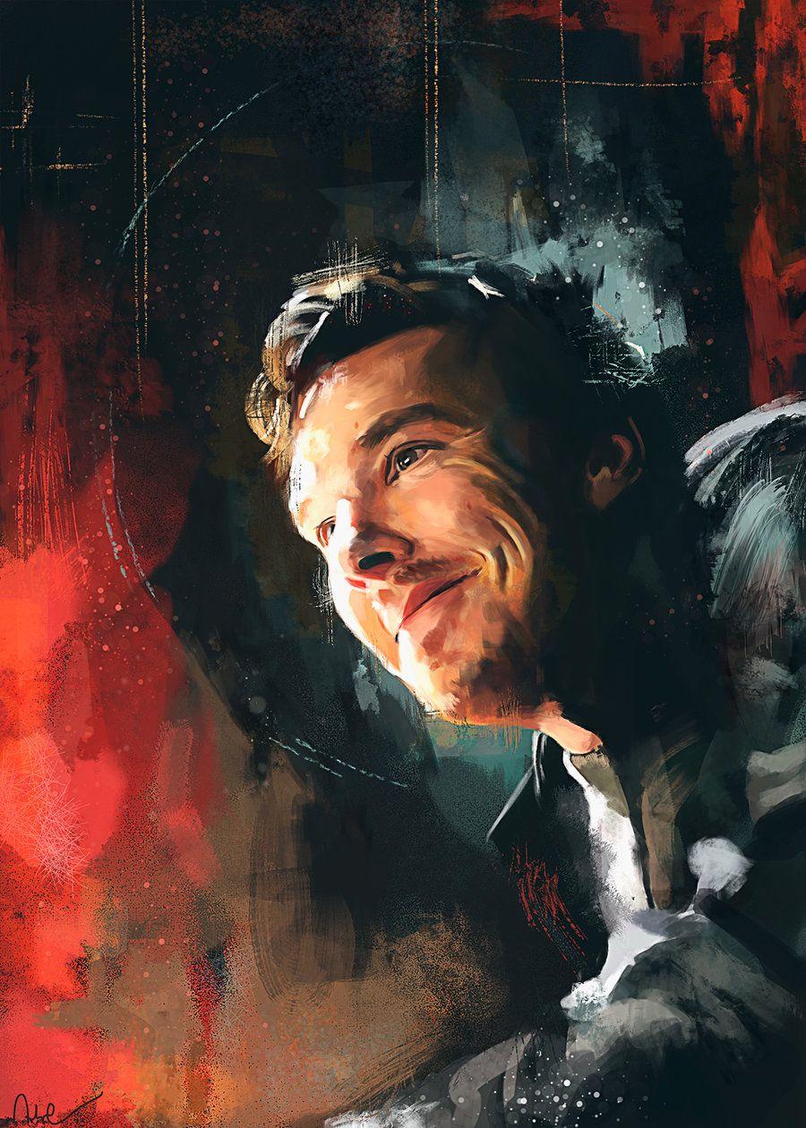 Benedict C. by Namecchan