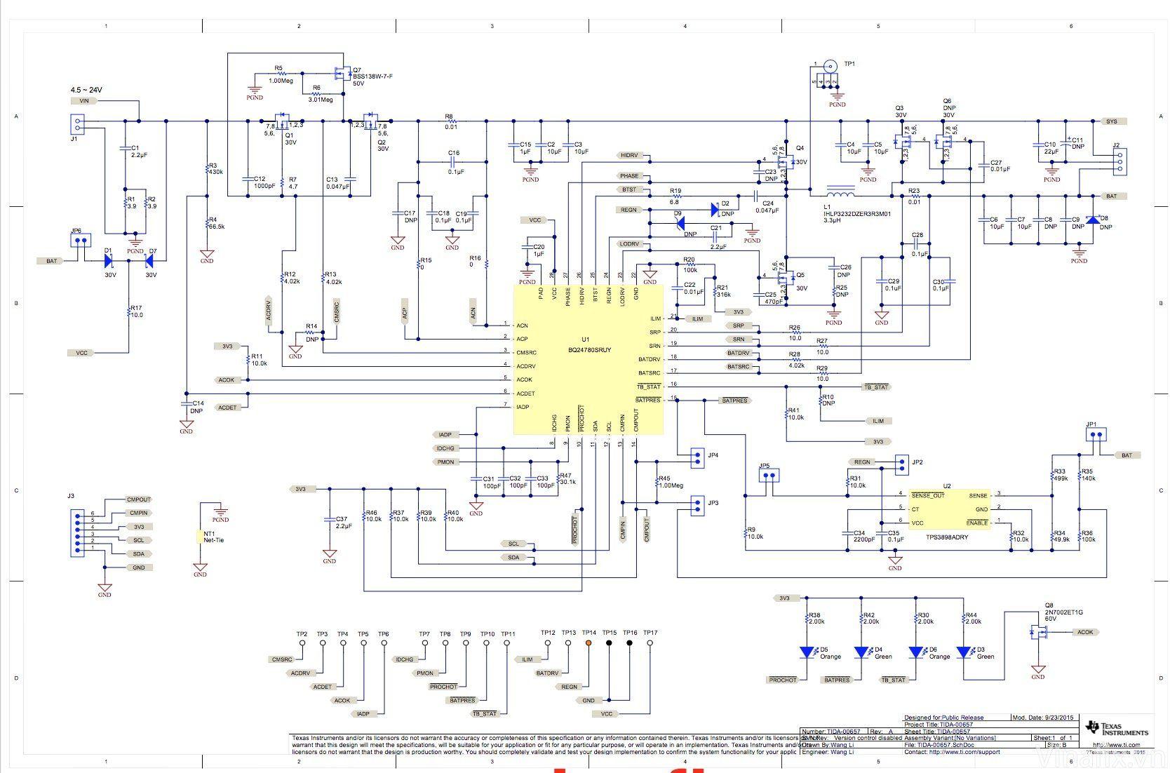 Charging chip bq24780s | Vinafix com | nihar kanti | Chips, Floor