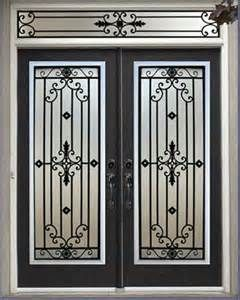 Wrought Iron Inserts Catalogue Entrance Door Design Grill Door Design Wrought Iron Front Door
