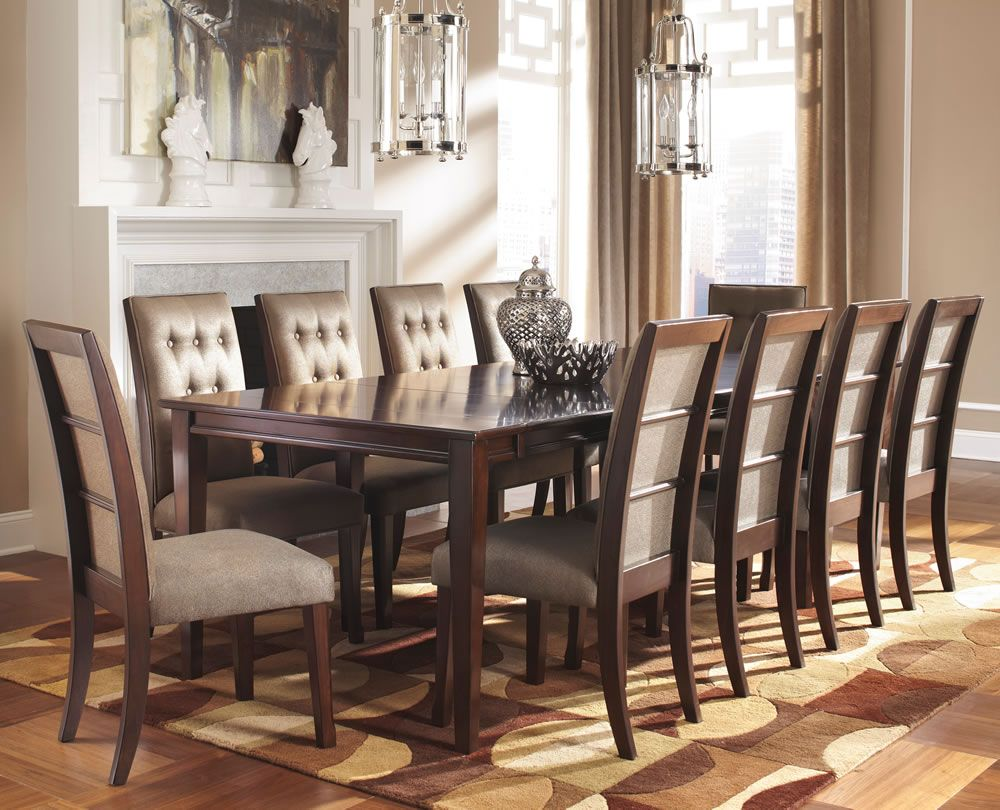 Good Portrayal Of Perfect Formal Dining Room Sets For 8