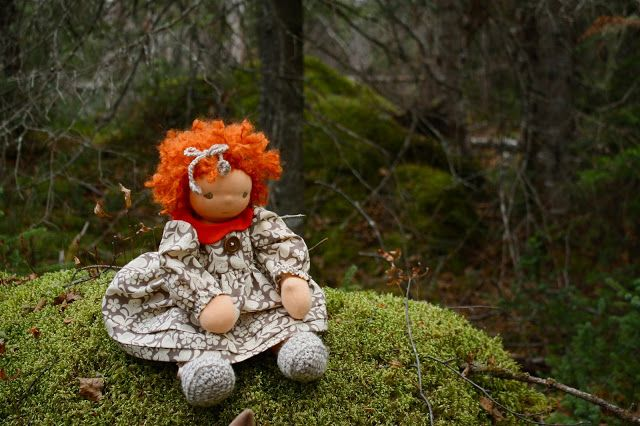 Lichen, a boreal doll - fig and me