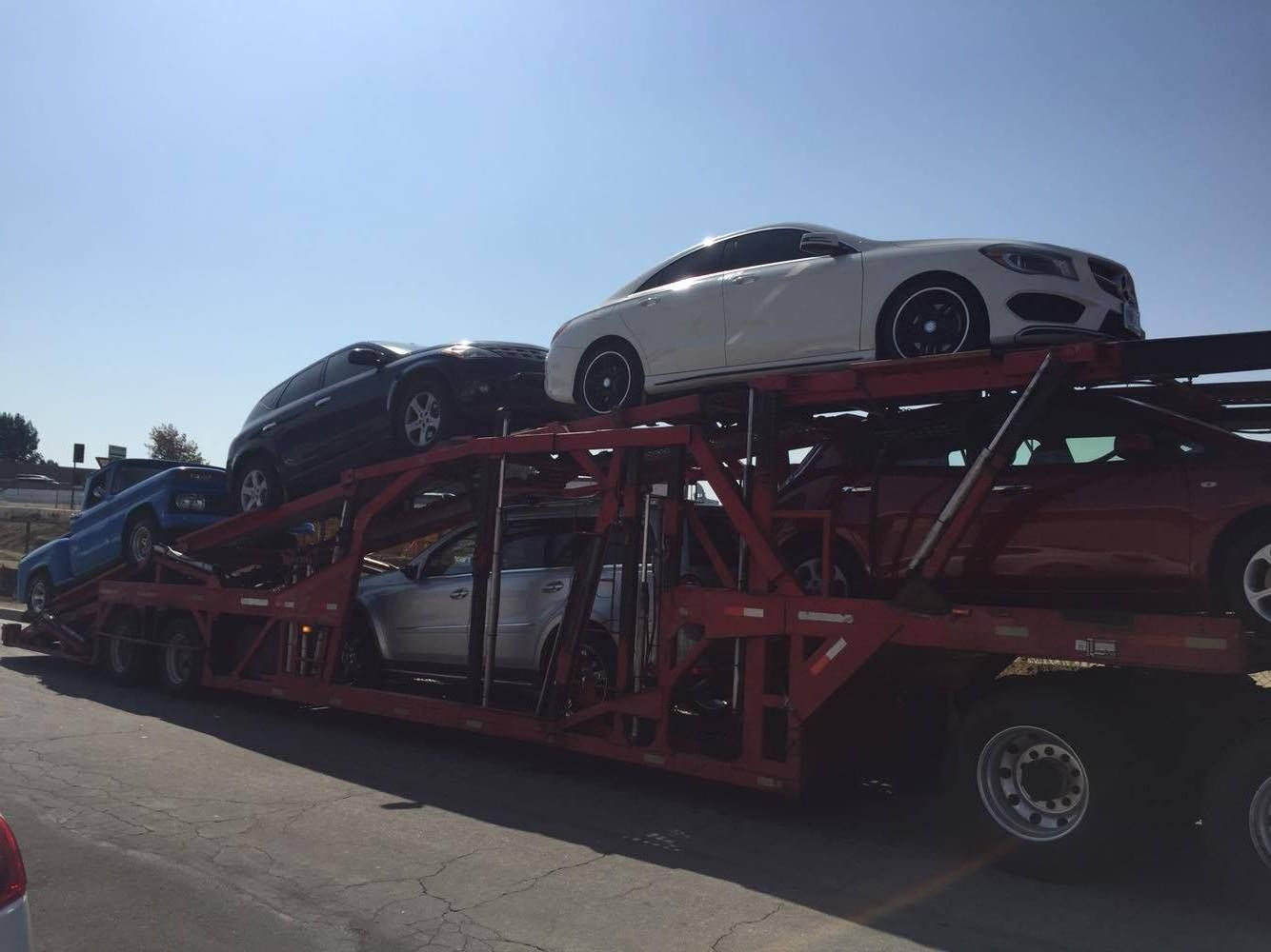 Car Transport Quote We Will Gladly Assist You With Your Car Moving To El Paso  And