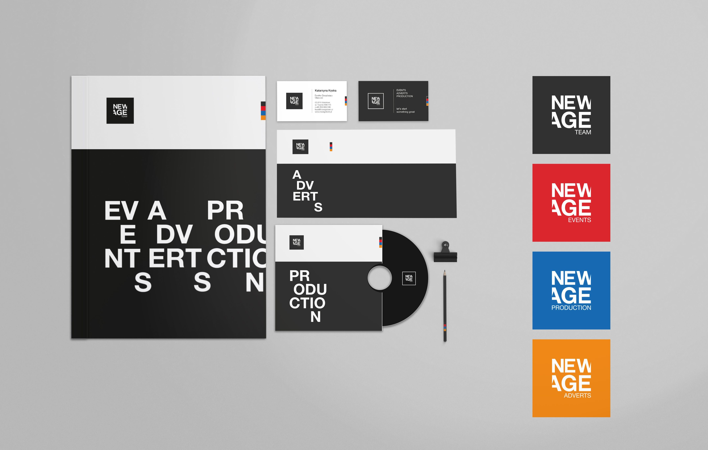 New Age Team Rebranding By Kris Graphics Designer Design New Age